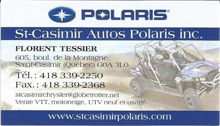 St-Casimir Auto Polaris